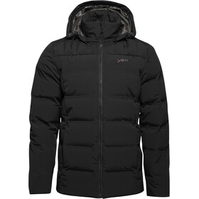 Y by Nordisk Akkarvik Bonded Down Jacket Men, black